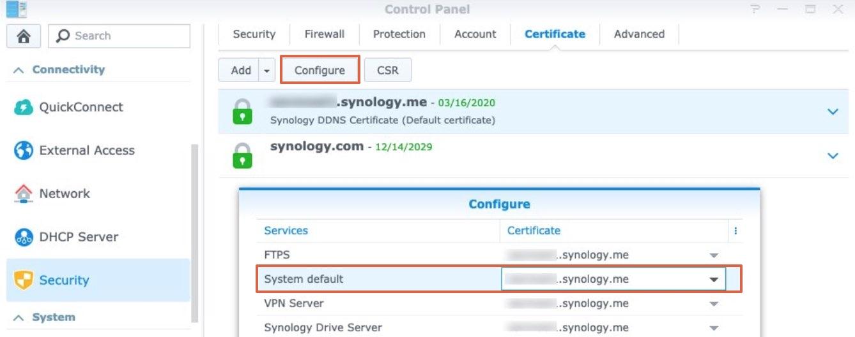 Synology DDNS 服務的常見問題 群暉科技Synology Inc.