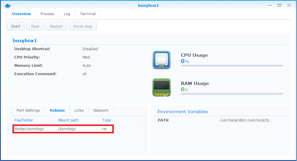 How can I debug and fix common Docker container issues? | Synology Inc