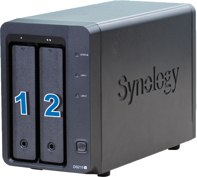 Synology DS410 NAS Drivers (2019)