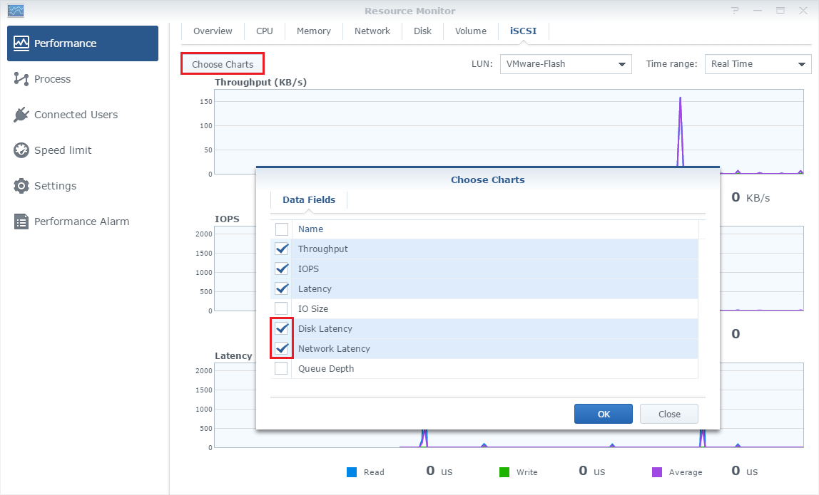 How can I troubleshoot iSCSI storage performance issues? | Synology Inc
