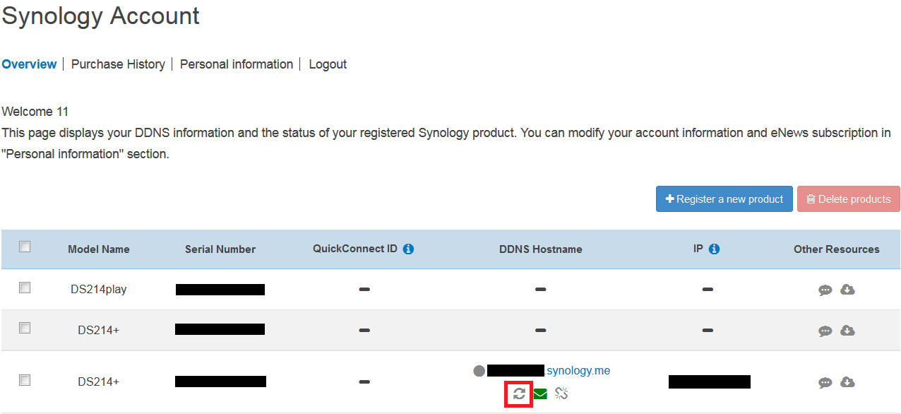 How do I reserve my Synology DDNS hostname? | Synology Inc