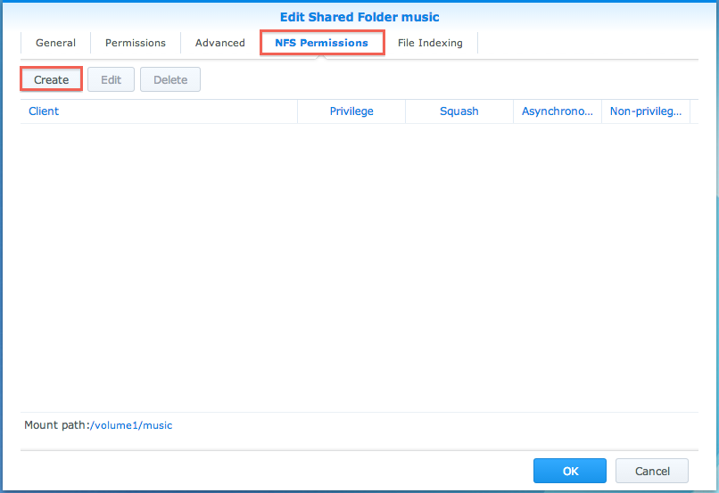 How to access files on Synology NAS within the local network
