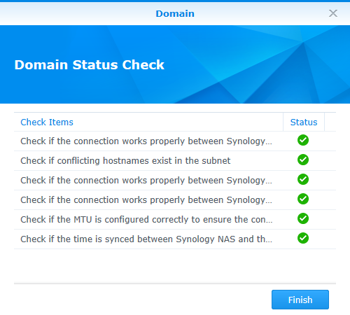 How to implement an SSO solution on Synology NAS with