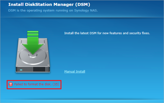 How to install DSM | Synology Inc