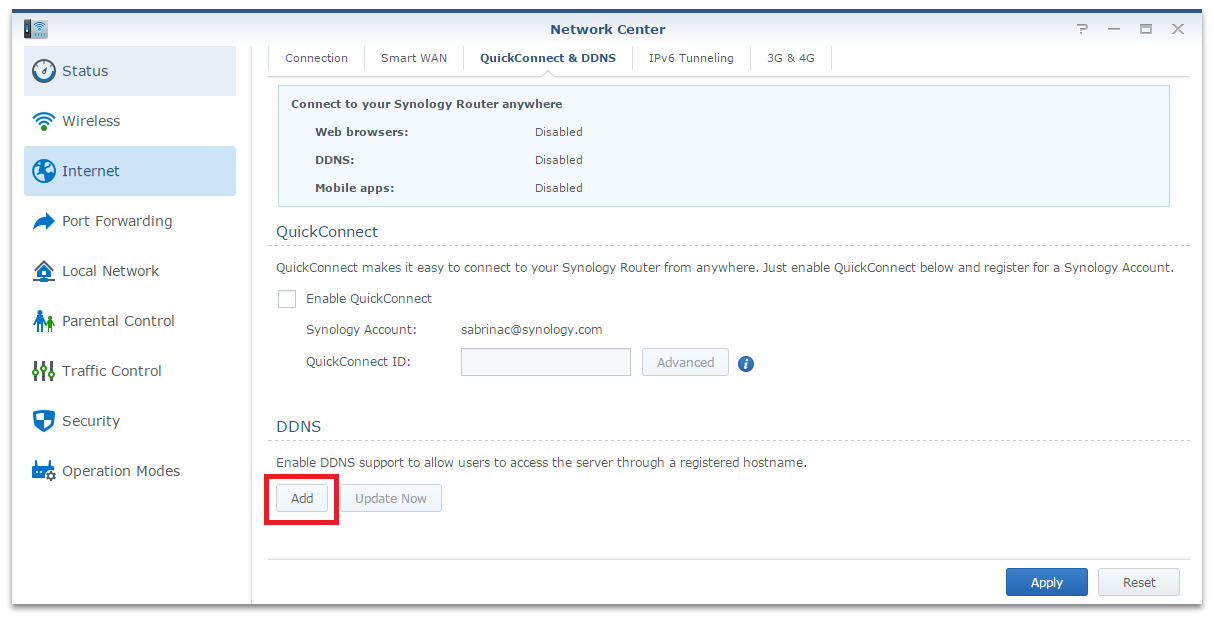 How to set up Synology SSL VPN and WebVPN using Synology DDNS ...