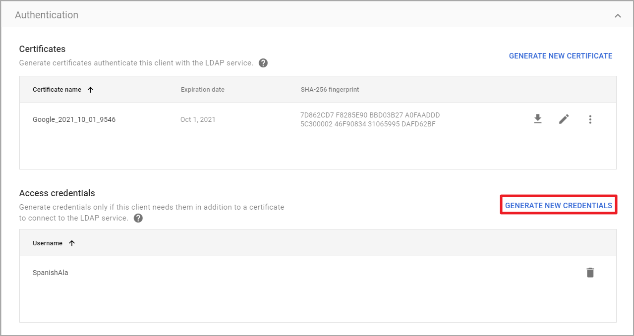 How to join your Synology NAS to Google Secure LDAP | Synology Inc