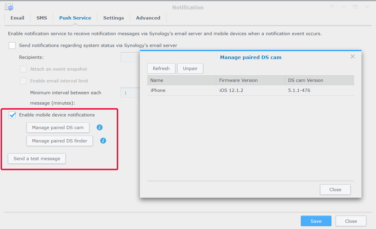 How to set up Motion Detection in Recording Settings and
