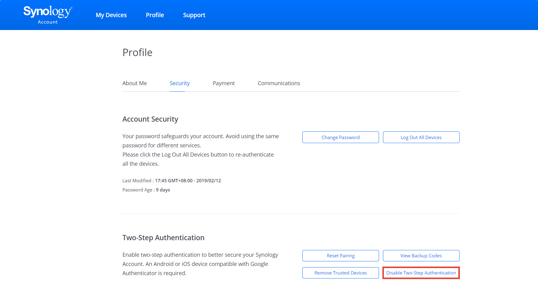 How to troubleshoot Synology Account access issues