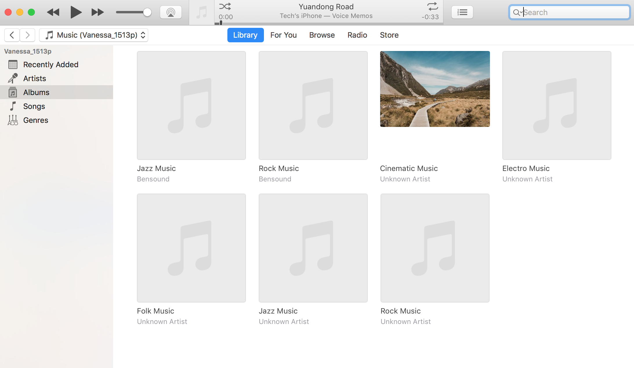 How to enjoy my Synology NAS music on iTunes (Mac