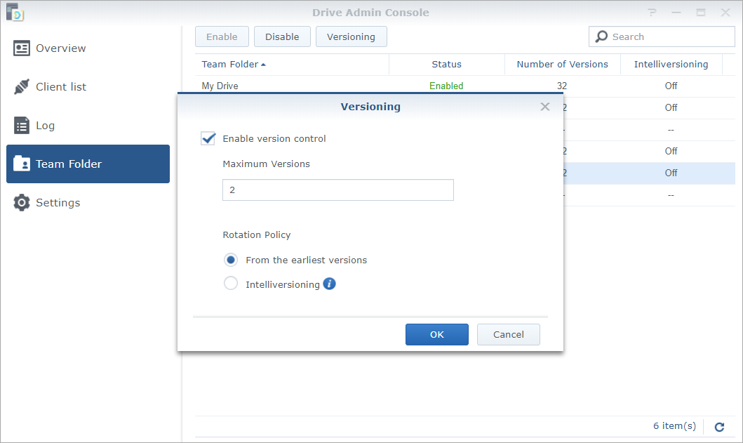 Why are files not synced between Synology Drive and Drive