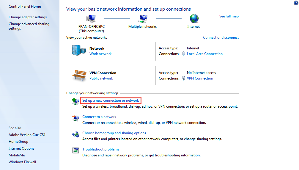 How to connect to standard VPN services with Synology VPN Plus on a