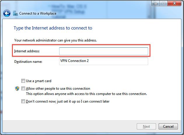 Подключение к серверу через vpn vpn между двумя серверами windows 2008