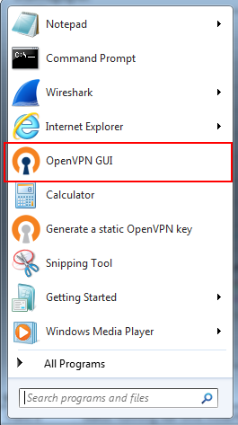 How to connect to Synology's VPN Server using a Windows PC