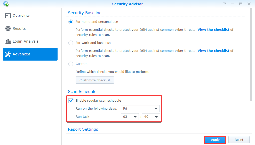 How to enhance the security of your Synology NAS | Synology Inc