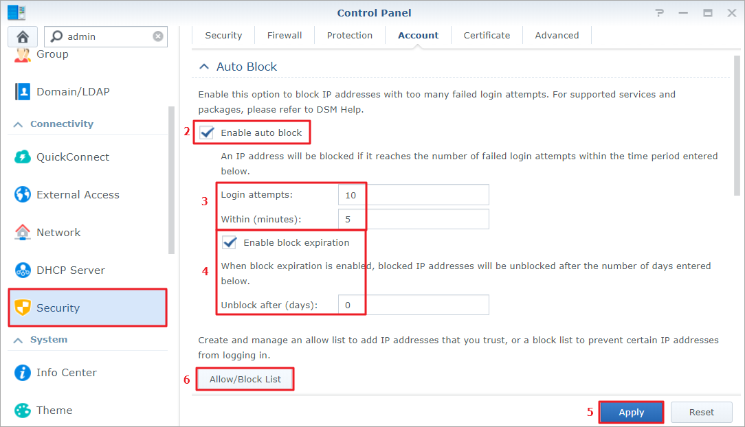 how to turn off security log agent