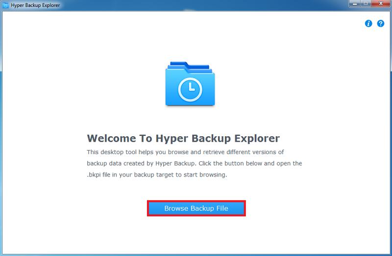 Hyper Backup Explorer Download