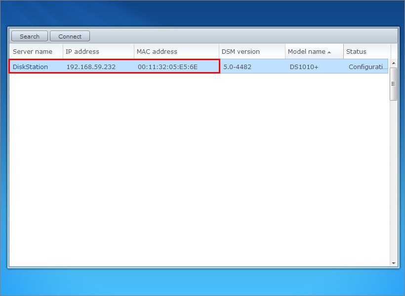 How to migrate between Synology NAS (DSM 5 x)   Synology Inc