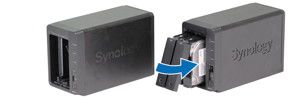 Synology DS109 NAS Drivers Download Free