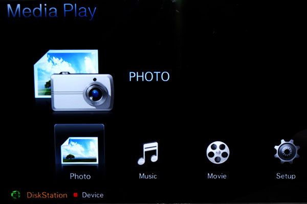 How to enjoy multimedia contents stored on Synology NAS with DLNA