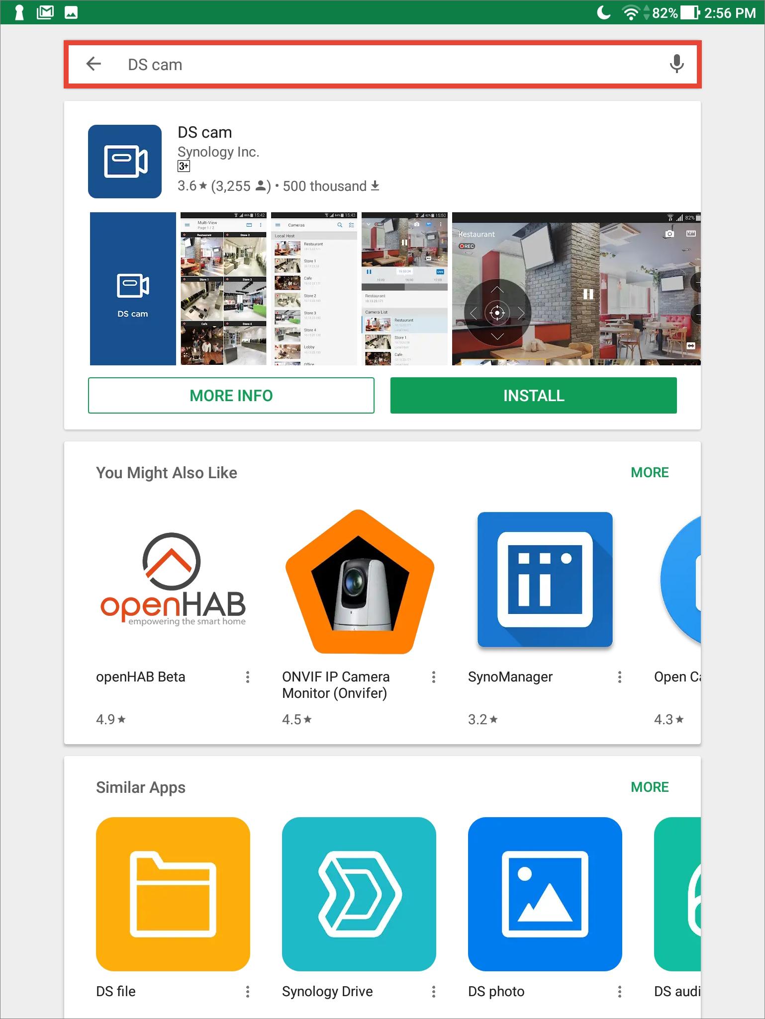 surveillance station iphone app