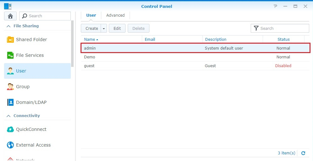 How to reset my Synology NAS | Synology Inc