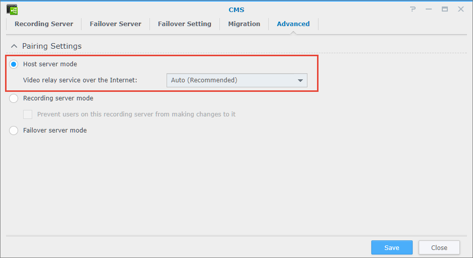 How to set up Centralized Management System (CMS) on Surveillance