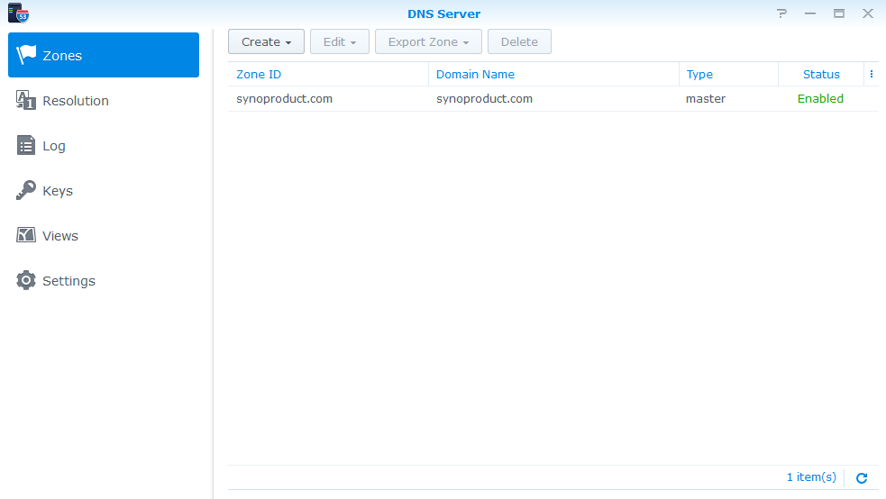 How to set up your domain with Synology DNS Server | Synology Inc