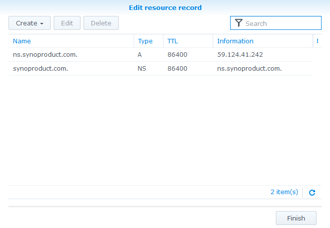 How to set up your domain with Synology DNS Server   Synology Inc