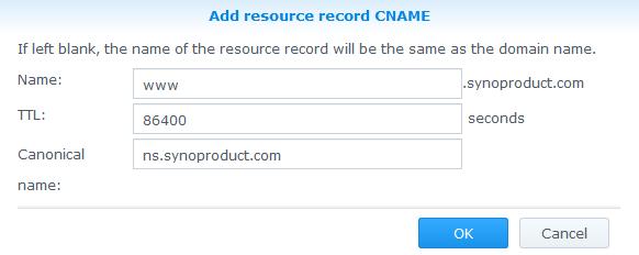 So richten Sie Ihre Domäne mit dem Synology DNS-Server ein ...