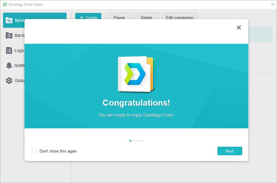 Synology Desktop App
