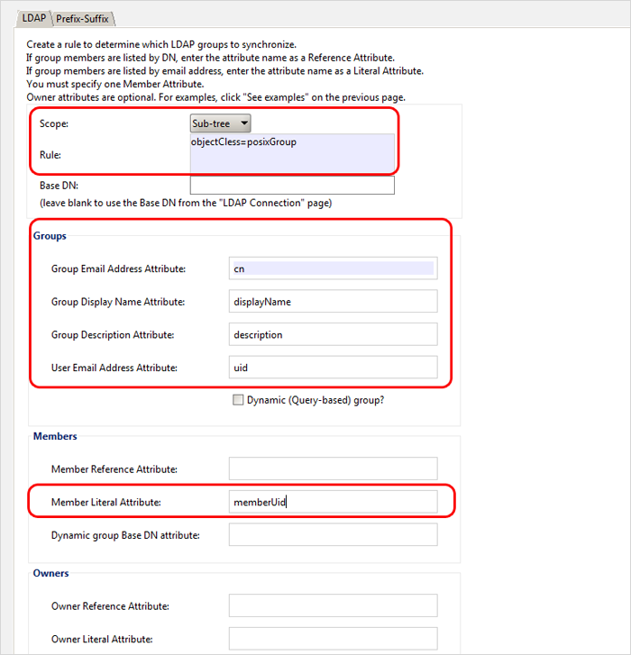 How to sync LDAP data on Synology NAS to Google Apps with