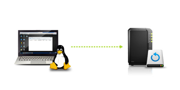 How to back up Linux computer to Synology NAS | Synology Inc