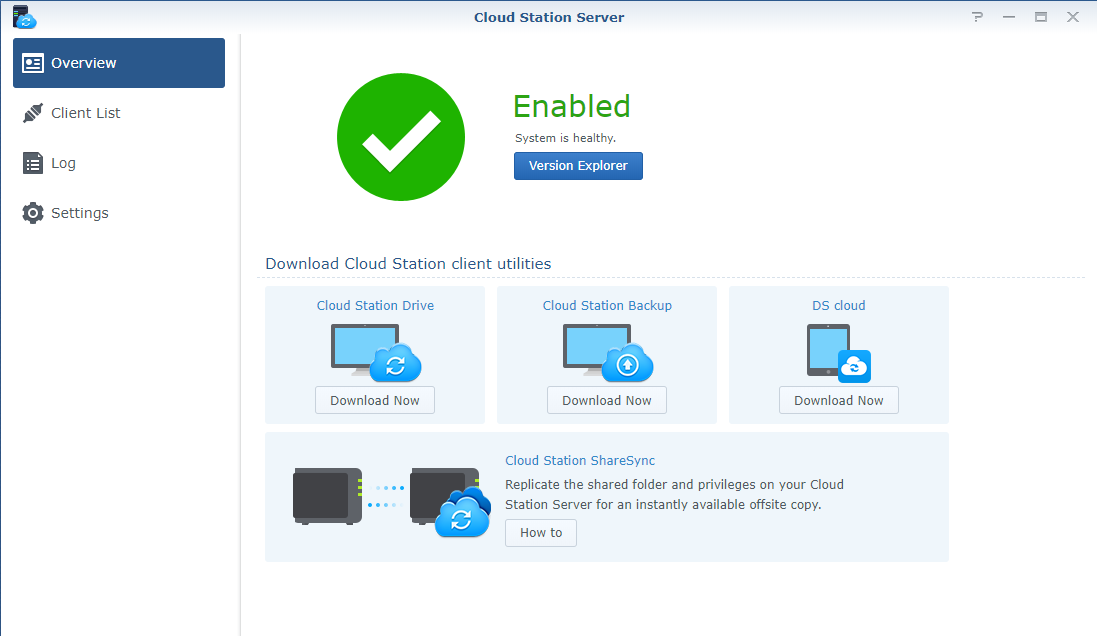 How to upgrade from Cloud Station to Synology Drive | Synology Inc