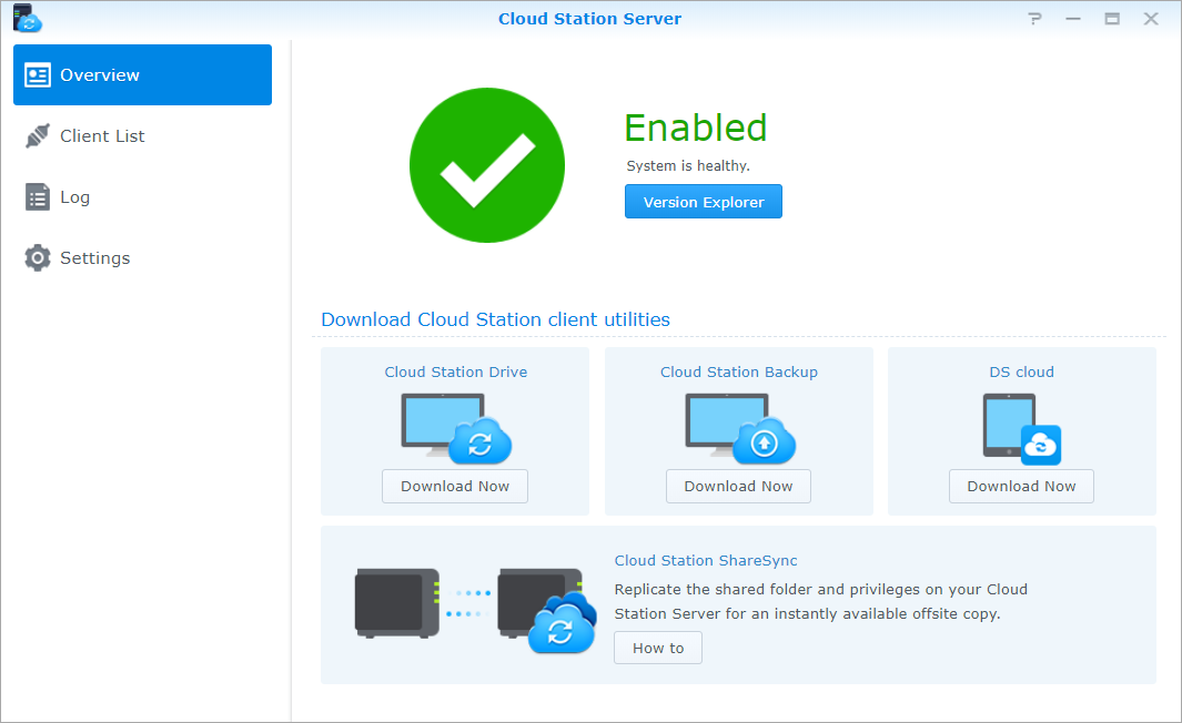 How to upgrade from Cloud Station to Synology Drive (Based