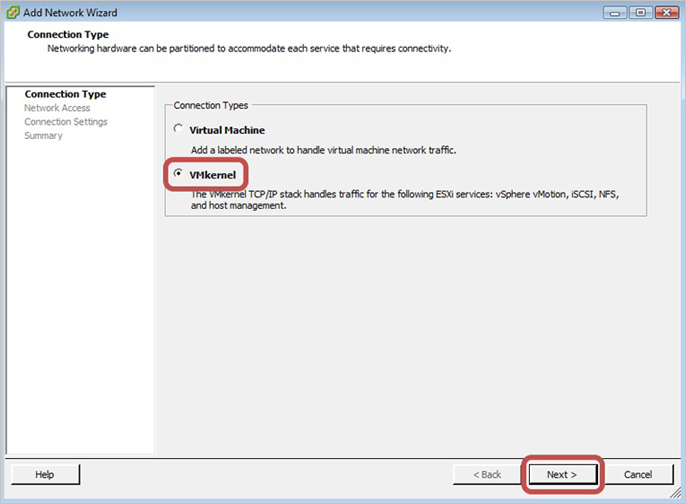How to Use iSCSI Targets on VMware ESXi Server with