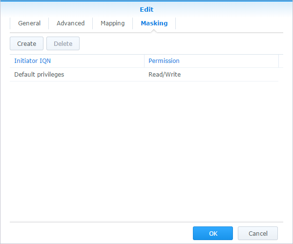 How to use the iSCSI Target service on Synology NAS | Synology Inc