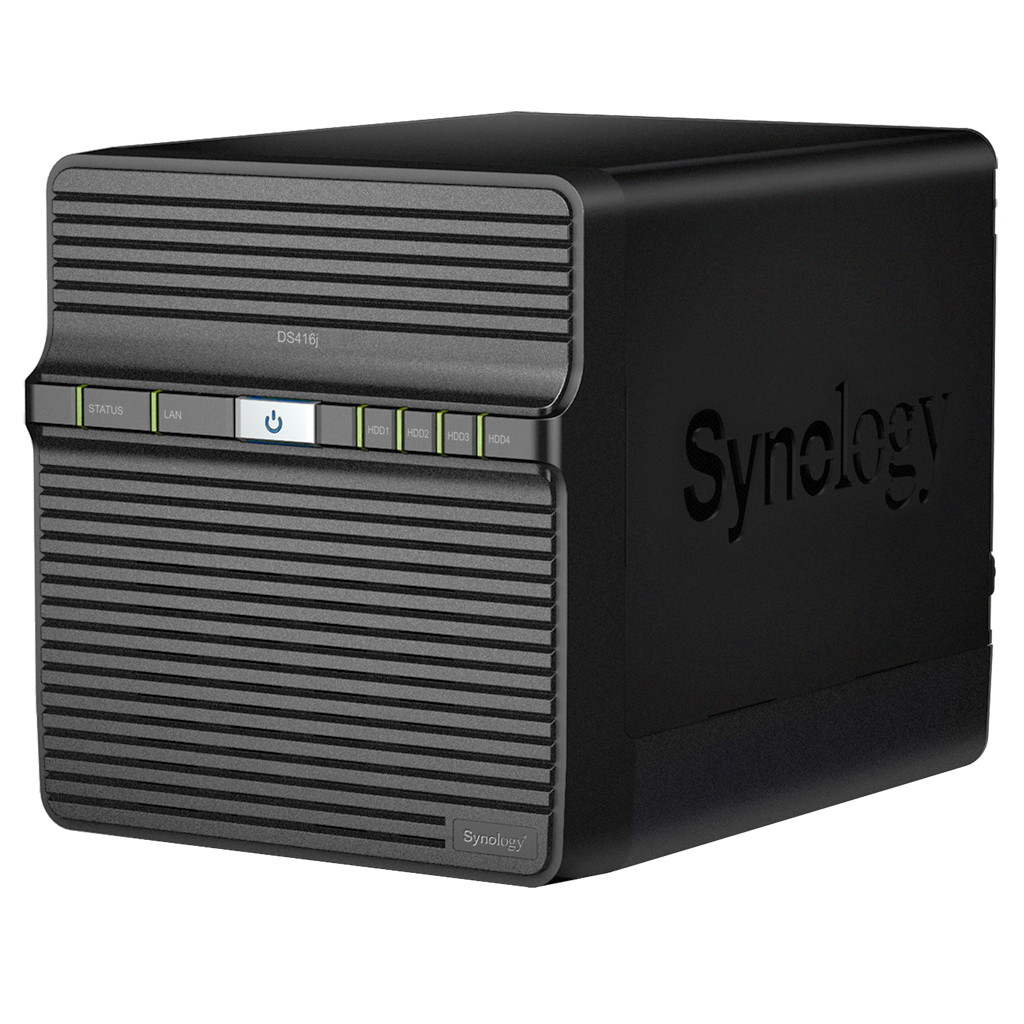 Thiết bị lưu trữ Synology DS416j