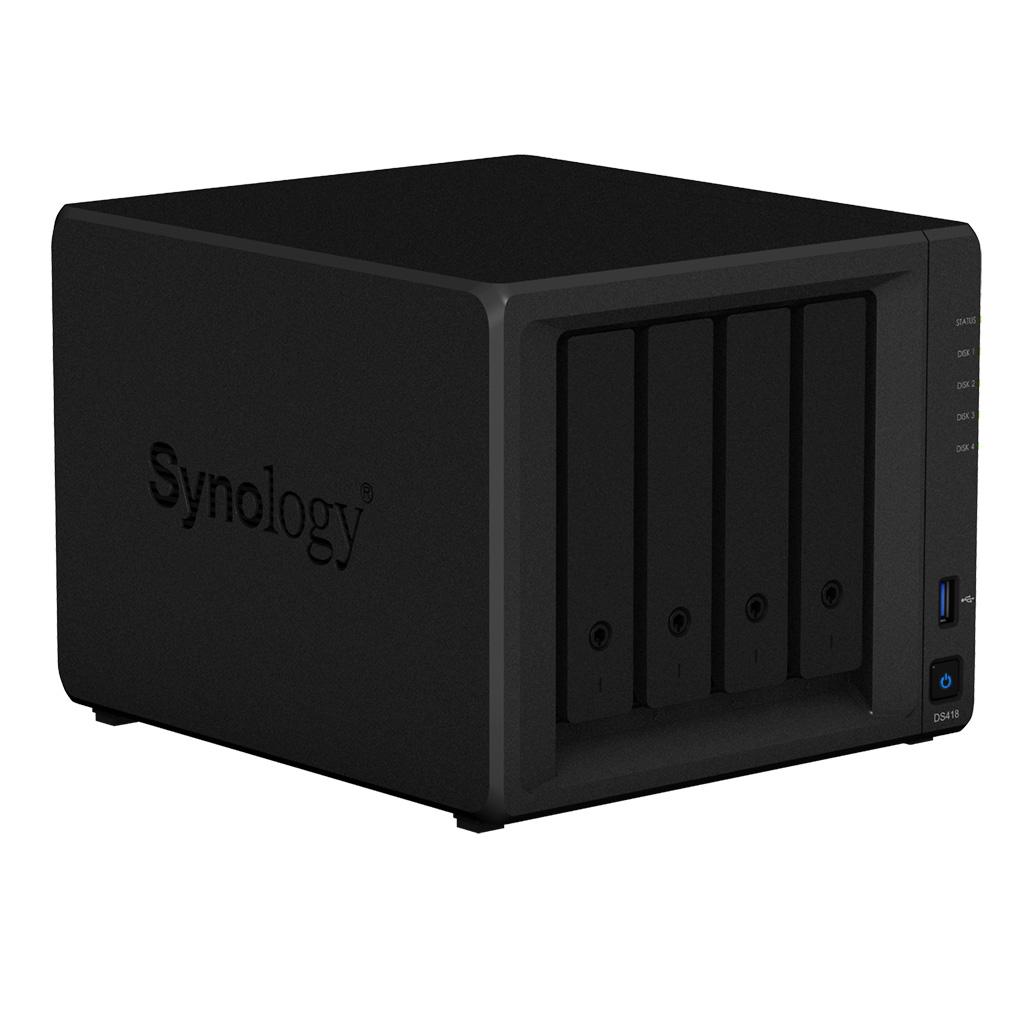 Diskstation Ds418 Synology Inc Casio Calculator Ds 1ts 10 Digits Power Port 11 Fan 12 Kensington Security Slot