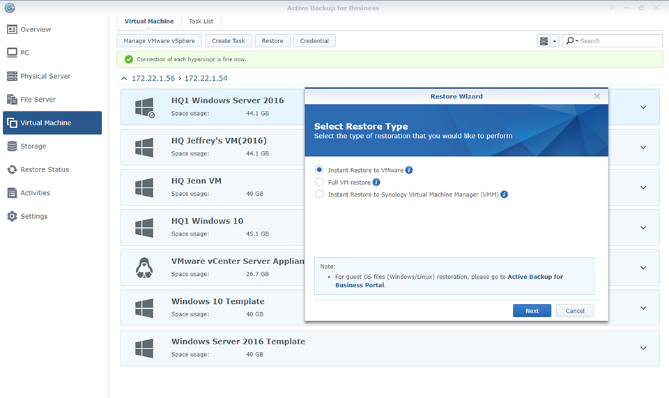 Synology® Announces Official Release of Three Main Packages