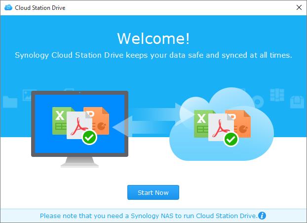Synology Cloud Station инструкция - фото 11