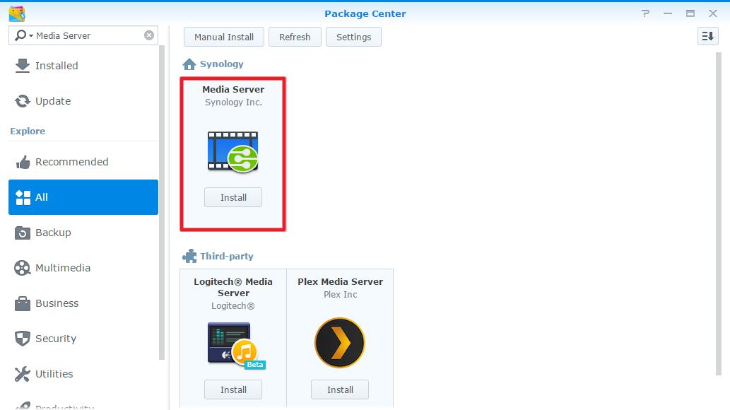 Backup Software For Synology Nas Default