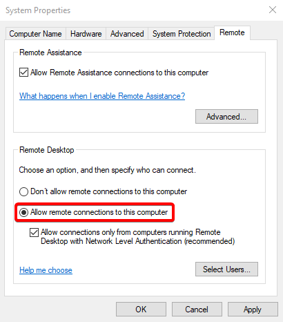 Remote Desktop | Synology Inc