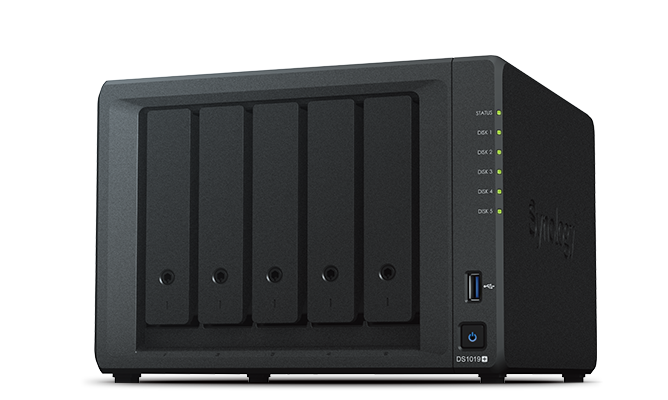 Synology NAS DiskStation DS1019+