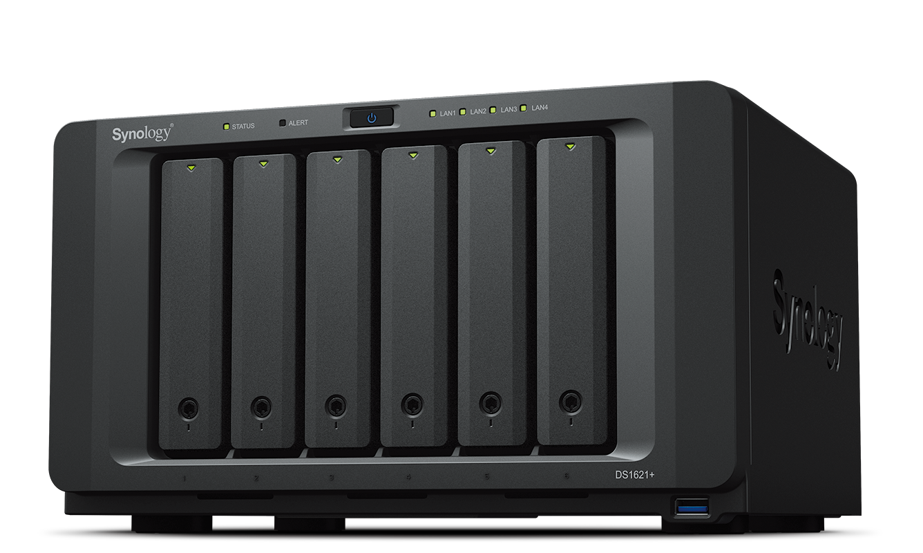 DS1621+ | Synology Inc.