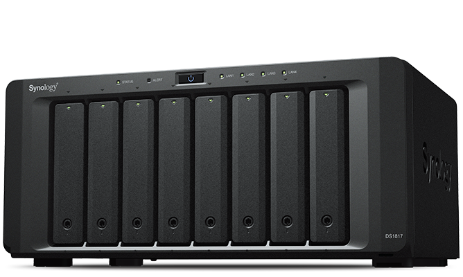 DS1817 | Synology Inc