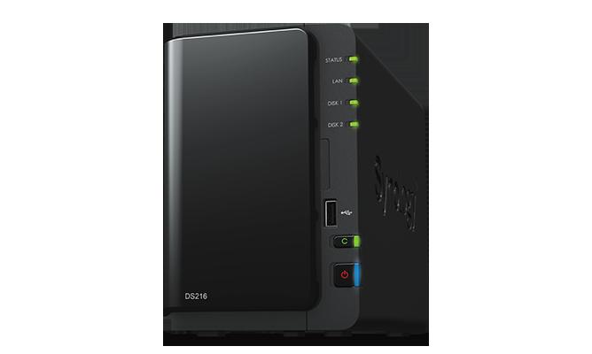 diskstation ds216 synology inc