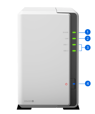 Buy Synology Nas Drive in UAE  I Redonstore.com
