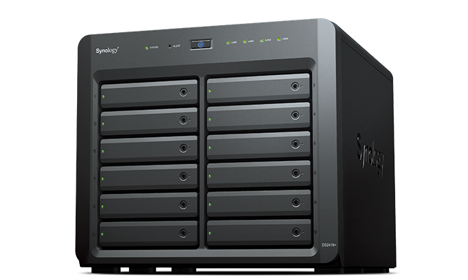Synology NAS DiskStation DS2419+