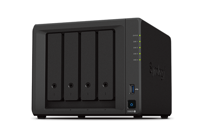 Synology NAS DS920+