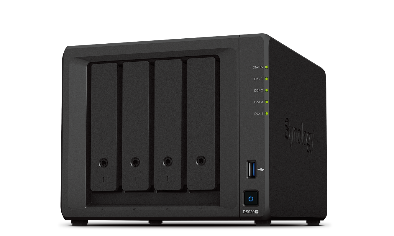 DS920+ | Synology Inc.